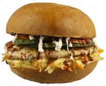 Слоу бургер (курица)