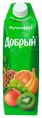 Сок Добрый - Мультифрут 1л.