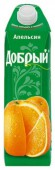 Сок Добрый - Апельсин 1л.