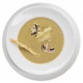 Грибной крем-суп \