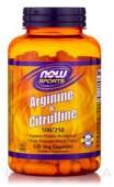 Arginine + Citrulline